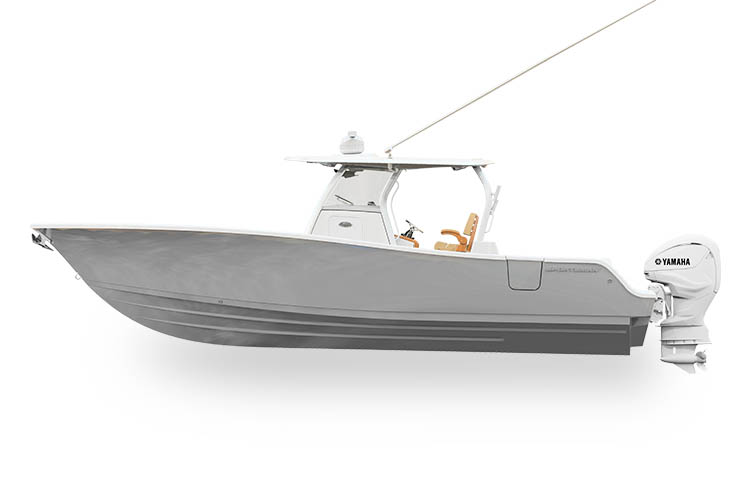 Image for Open 322 Center Console