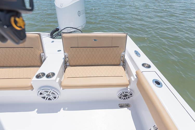 2019 Sportsman Masters 267 Bay Boat