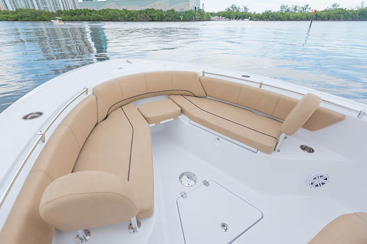 2019 Sportsman Open 242 Center Console Boat