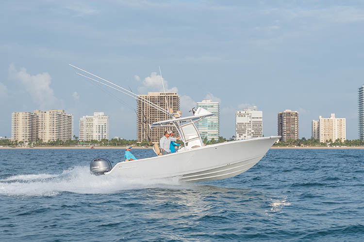2019 Sportsman Open 252 Center Console Boat