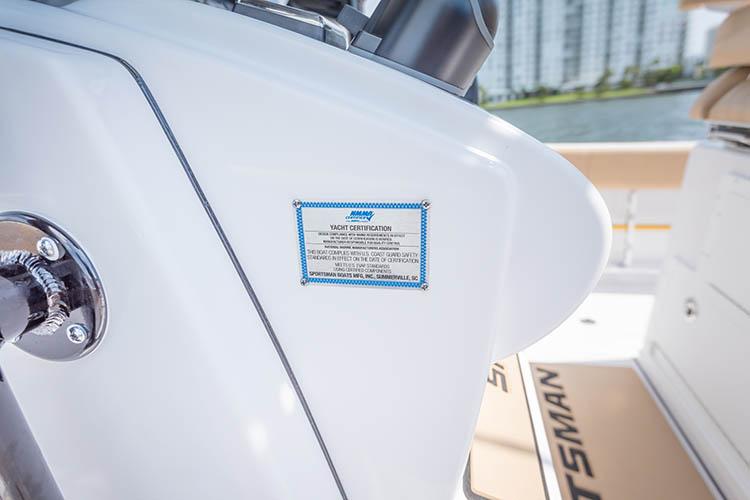 2019 Sportsman Open 282TE Tournament Edition Center Console Boat