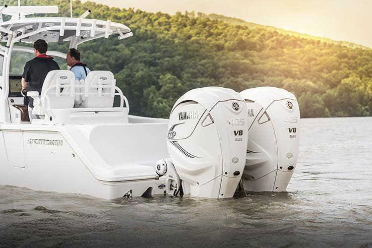 2019 Sportsman Open 312 Center Console Boat