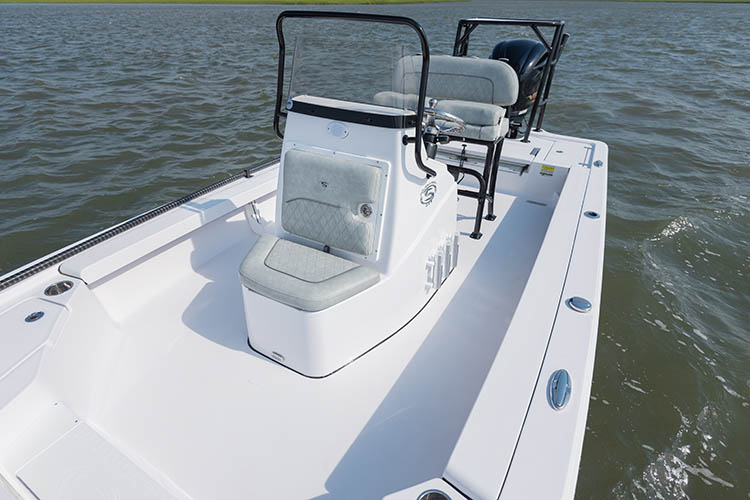 2019 Sportsman Tournament 214 Bay Boat