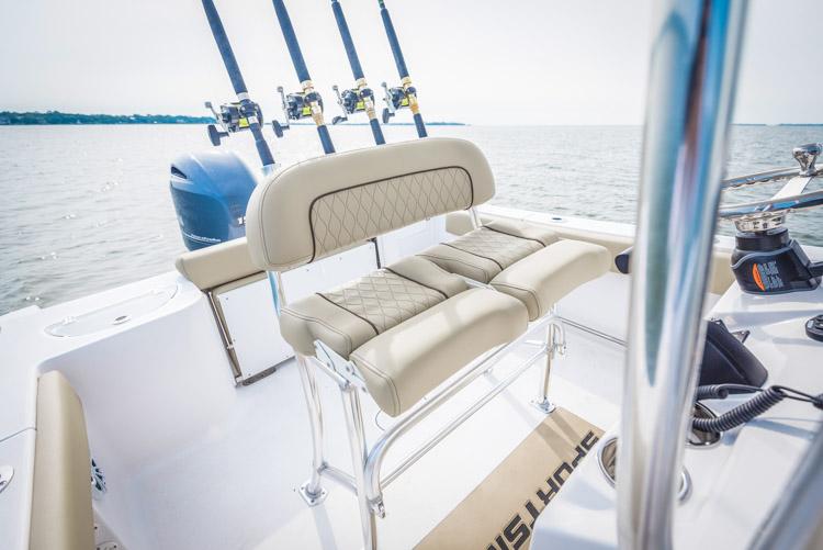 2018 Sportsman Open 212 Center Console Boat