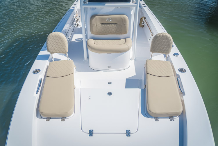 2018 Sportsman Masters 227 Center Console Bay Boat