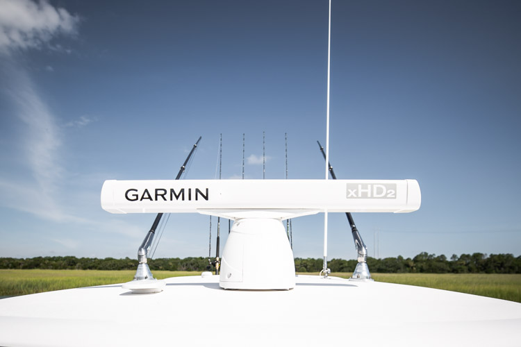 Detail image of Garmin GMR™ 424 xHD2 Open Array