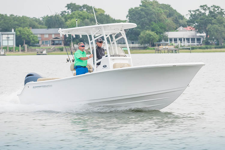 Image of Heritage 211 Center Console