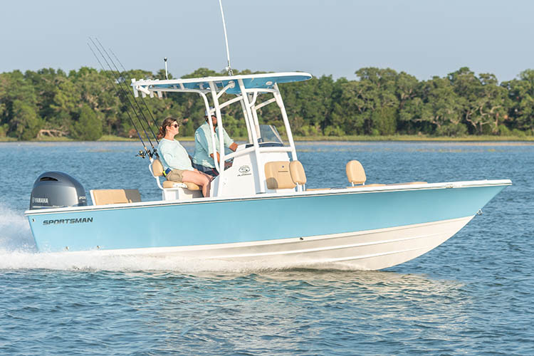 Image of Masters 227 Bay Boat