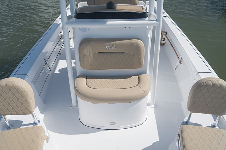 Featuring two large lockable rod storage boxes for up to 10 rods large fish box and oversized anchor compartment. Plenty of cup holders and molded grab ... & Timu0027s Marine http://www.tims-marine.com Phone: (504) 682-5252 5657 ...