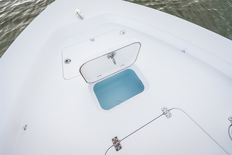 Detail image of 14-Gallon Bow Livewell