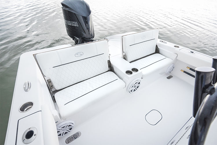 Detail image of Rear Seating