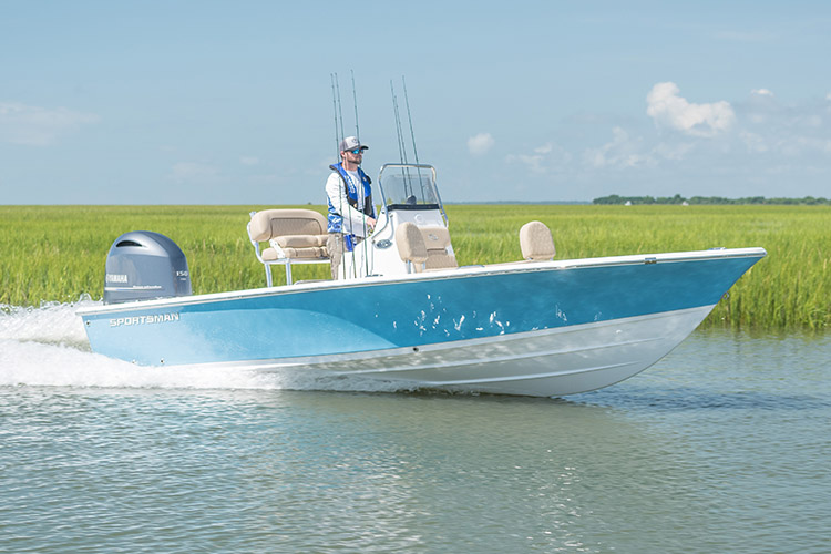 Image of Masters 207 Bay Boat