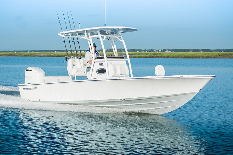 Image of Masters 247 Bay Boat