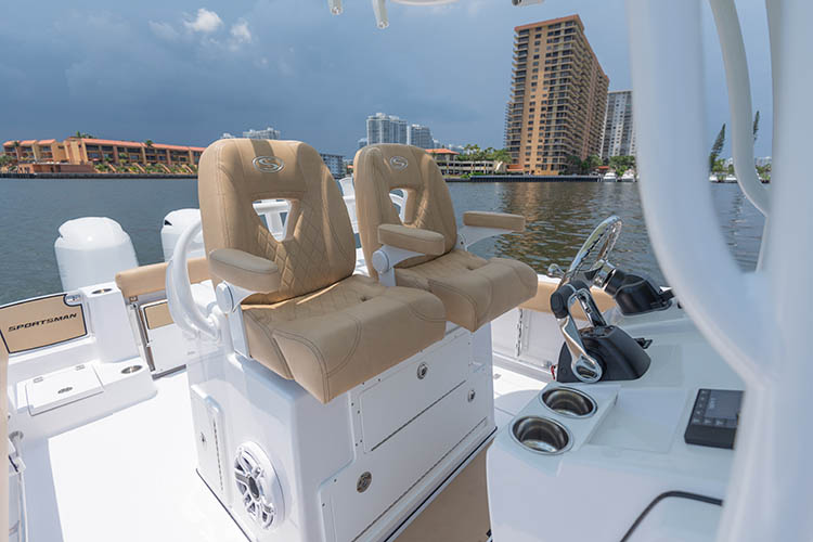Detail image of Premium Adjustable Captain's Chairs