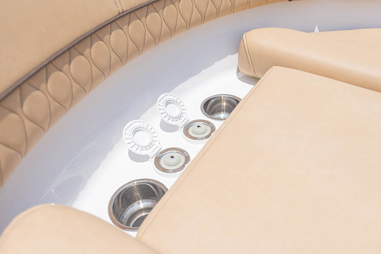 Detail image of Bow Controls for Anchor