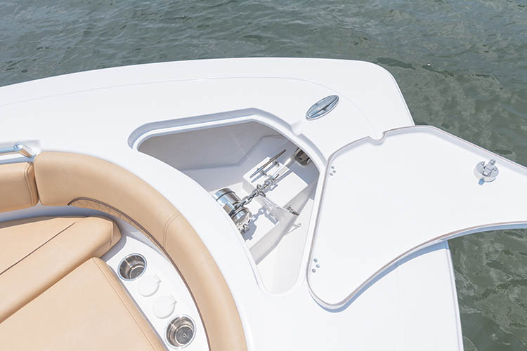 Detail image of Windlass Anchor