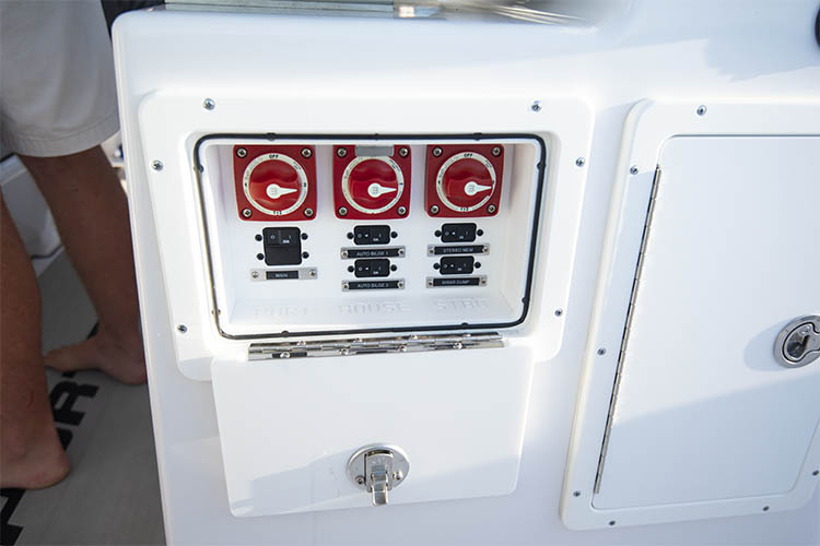 Detail image of Battery Switches
