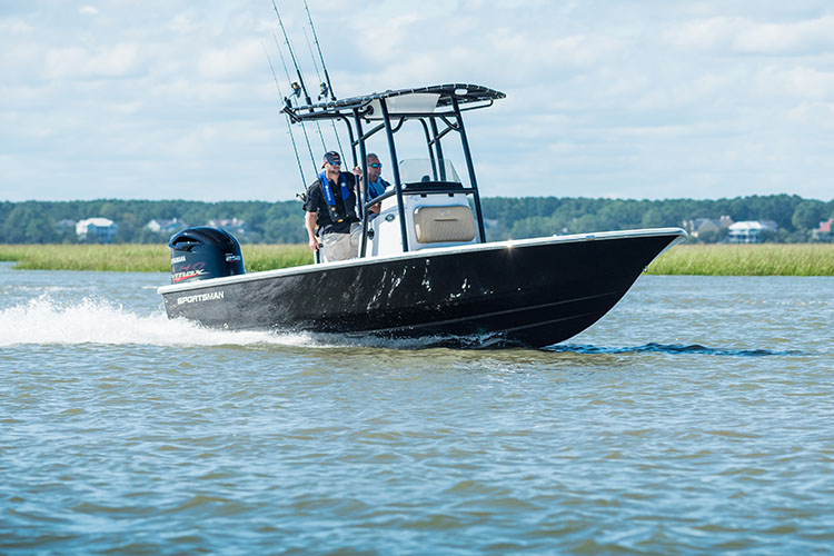 Image of Tournament 234 Bay Boat