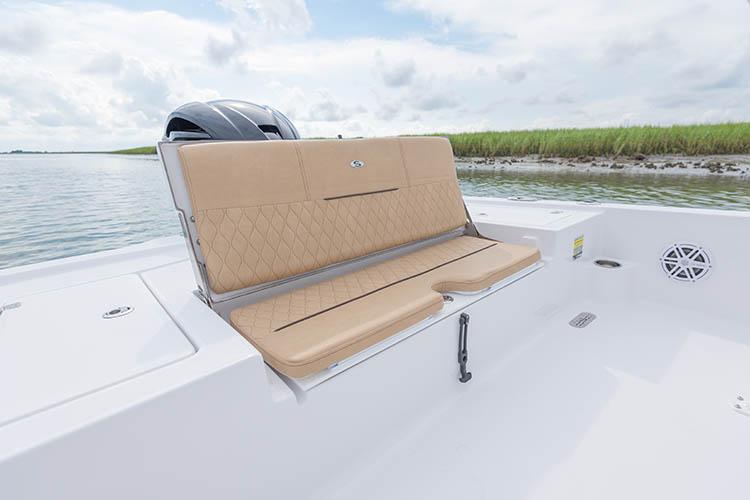 Detail image of Rear Bench Seat