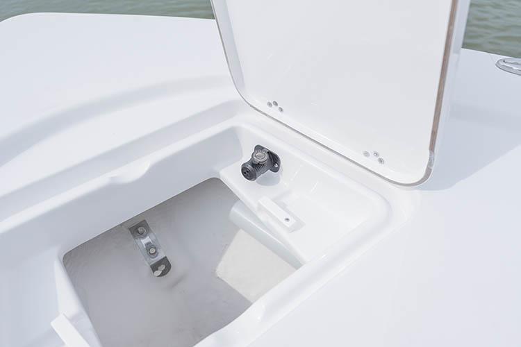 Detail image of Trolling Motor Plug & Harness
