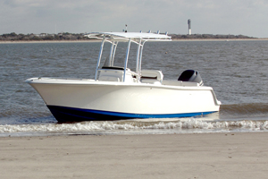 Cover image for the post Sportsman Heritage 229 Center Console