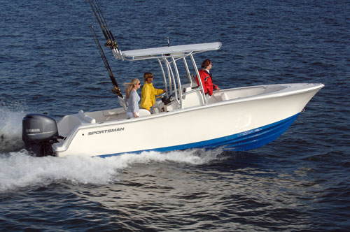 Sportsman Boats Launched – A New Breed of Saltwater Fishing Boat