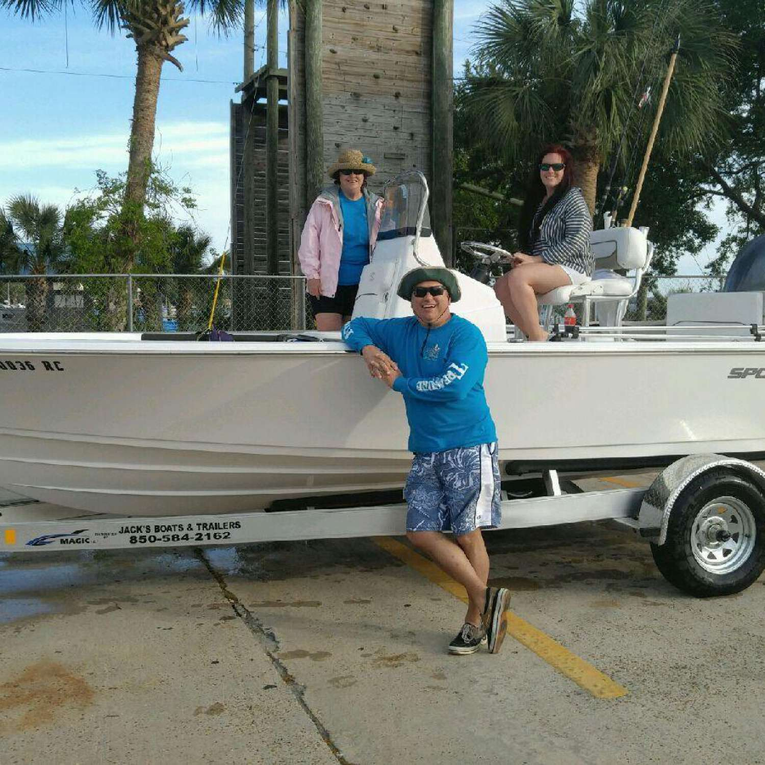 Title: Second Voyage - On board their Sportsman Masters 207 Bay Boat - Location: Lamont, Florida. Participating in the Photo Contest #SportsmanApril2016