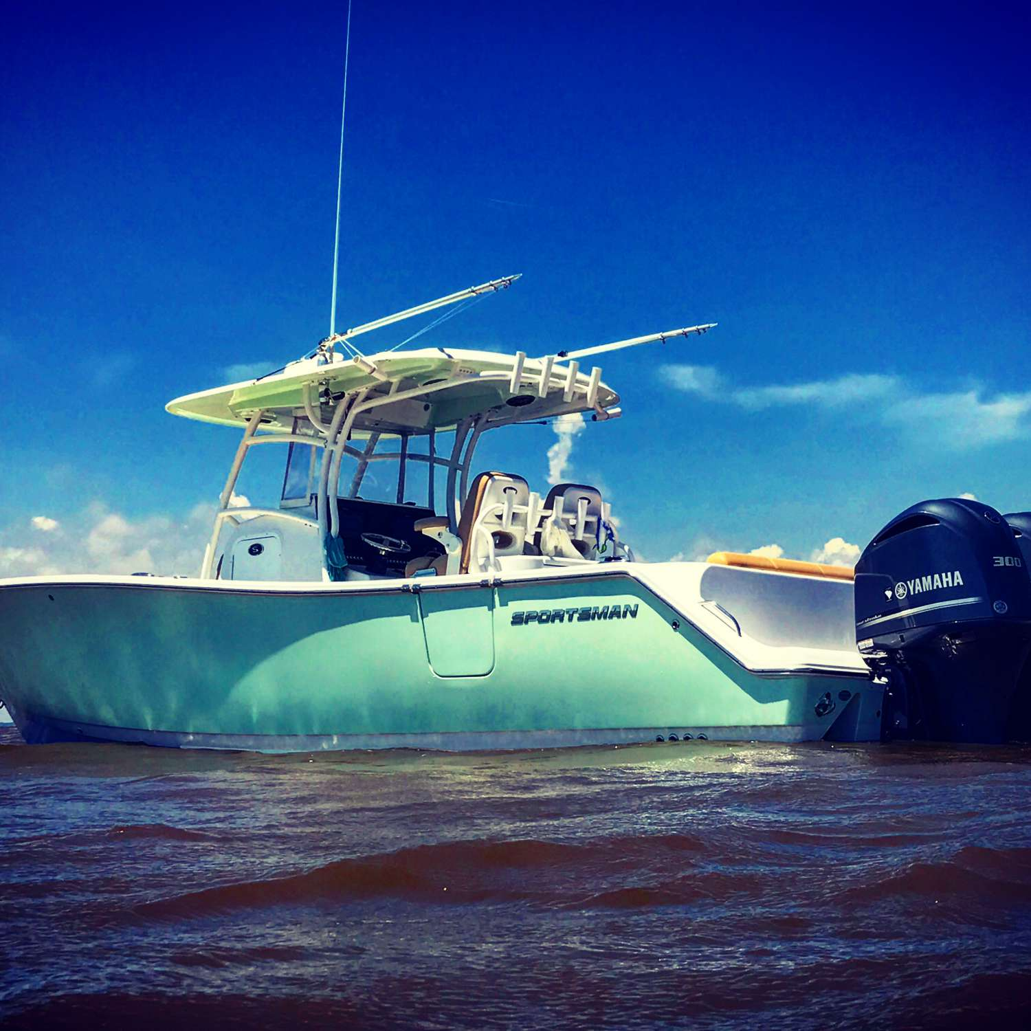 Title: Georgetown Sportsman - On board their Sportsman Open 312 Center Console - Location: Manning, South Carolina. Participating in the Photo Contest #SportsmanAugust2017
