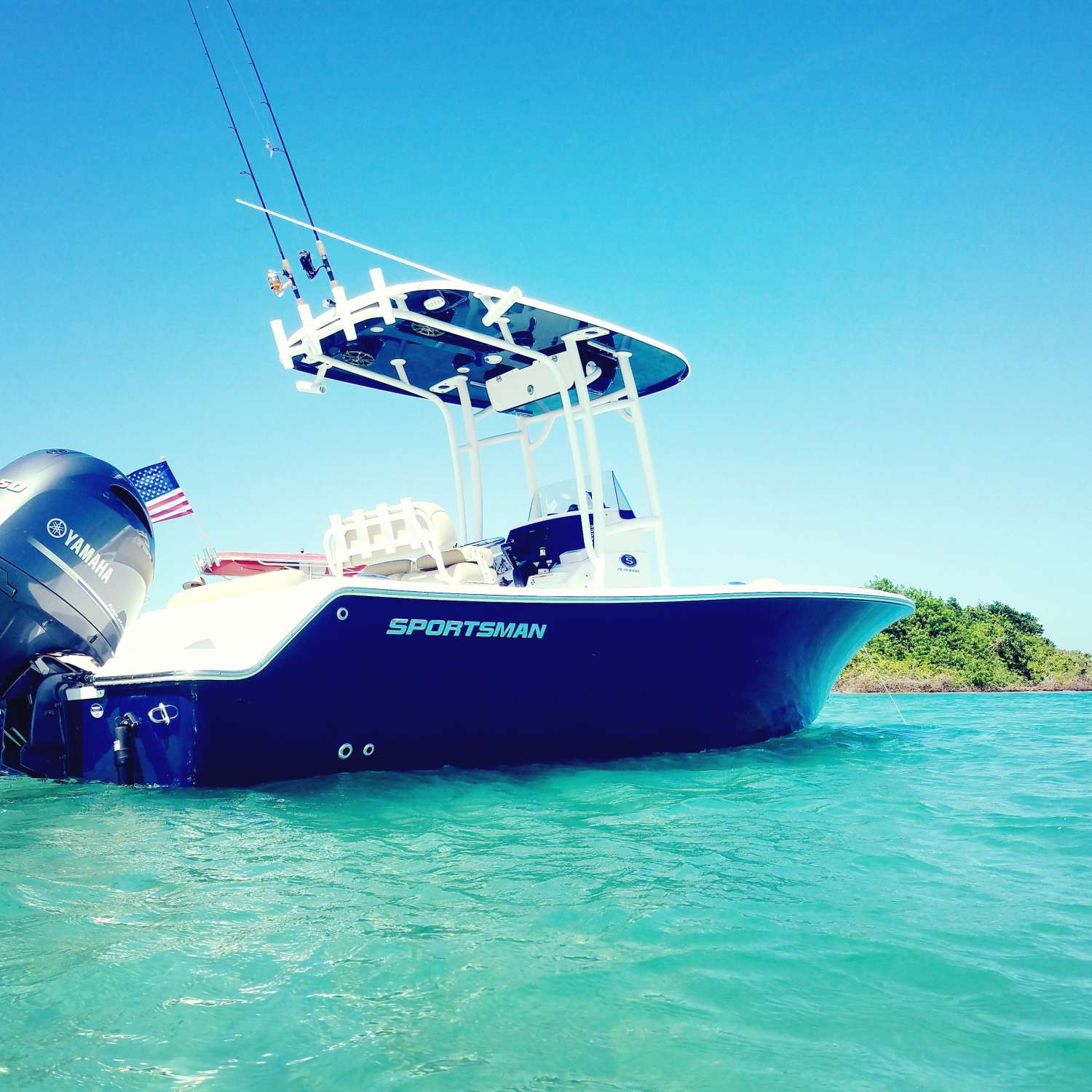 Title: Blue Is Our Color....sorry Keith Urban - On board their Sportsman Open 212 Center Console - Location: Port Saint Lucie, Florida. Participating in the Photo Contest #SportsmanAugust2017