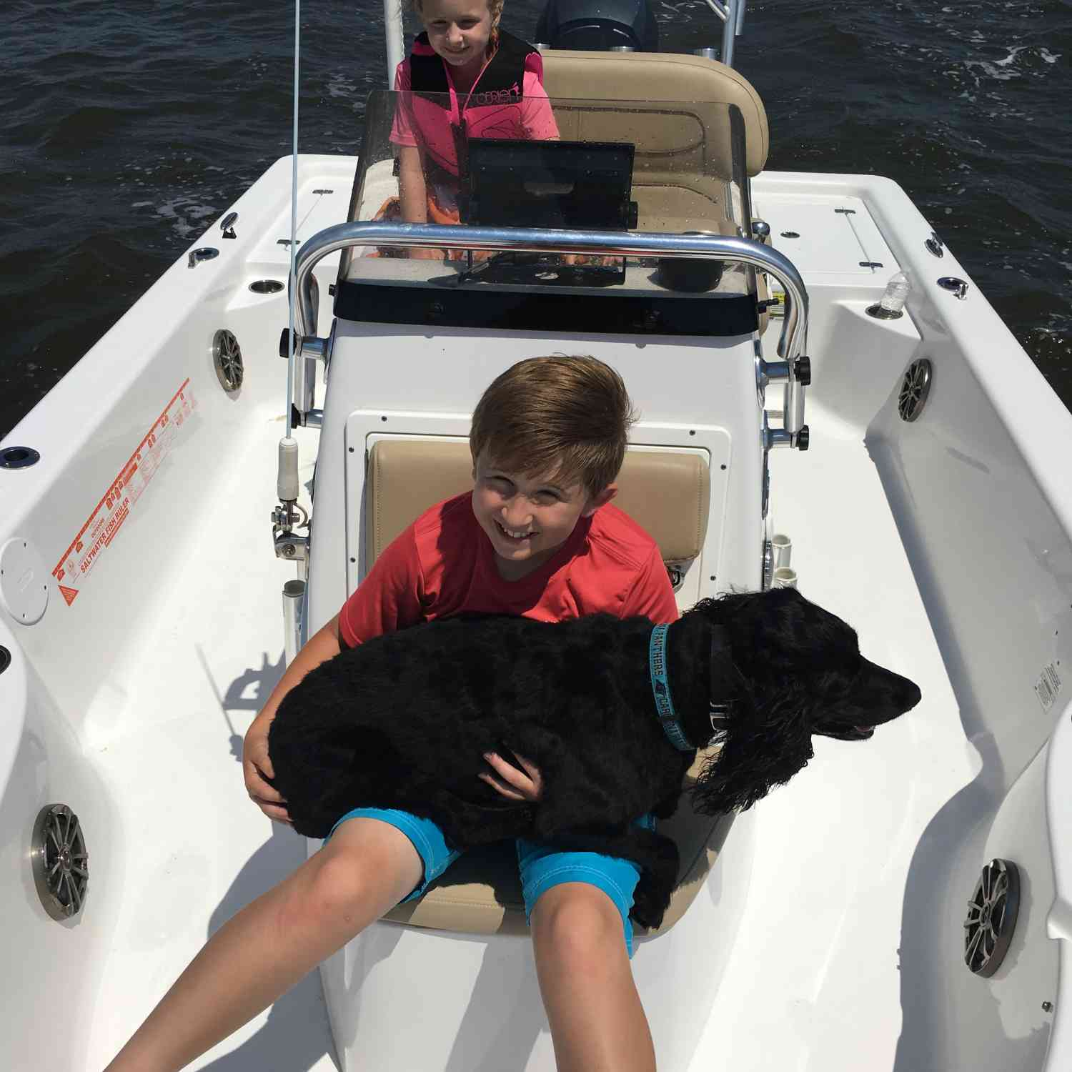 Title: Charleston Harbor cruising - On board their Sportsman Masters 207 Bay Boat - Location: Charleston, Sc. Participating in the Photo Contest #SportsmanAugust2018