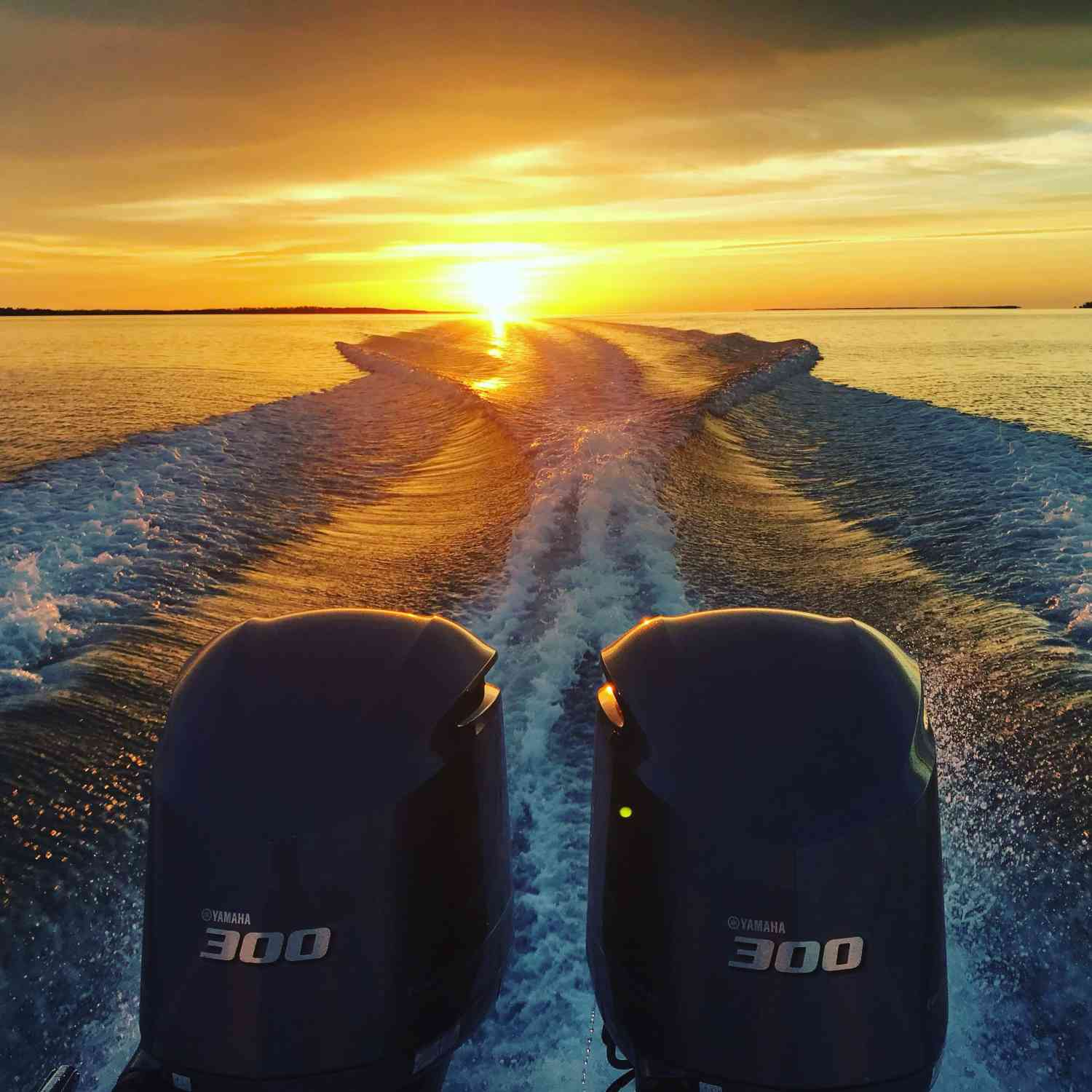 Title: Sunset Sportsman - On board their Sportsman Open 282 Center Console - Location: Cudjoe key, FL. Participating in the Photo Contest #SportsmanAugust2018
