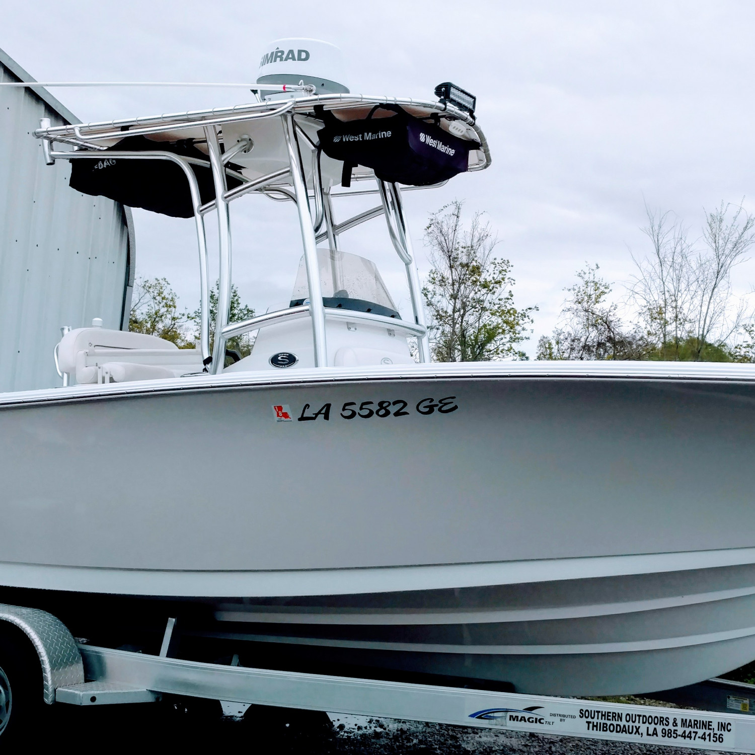 Title: Fill The Box - On board their Sportsman Open 232 Center Console - Location: Montegut , La.. Participating in the Photo Contest #SportsmanMarch2018
