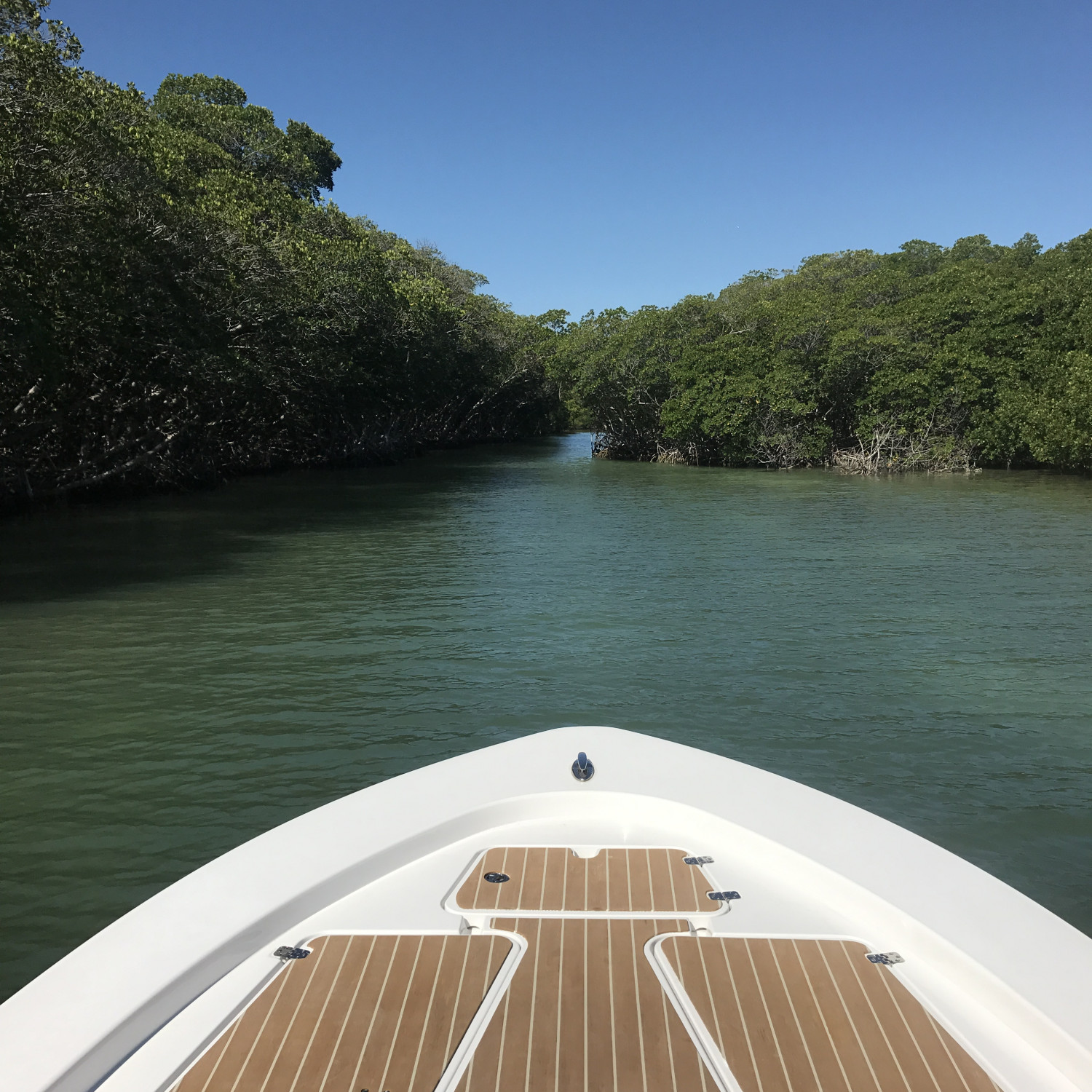 """Title: 'Time flies"""" - On board their Sportsman Masters 227 Bay Boat - Location: Islamorada Fl.. Participating in the Photo Contest #SportsmanMay2018"""