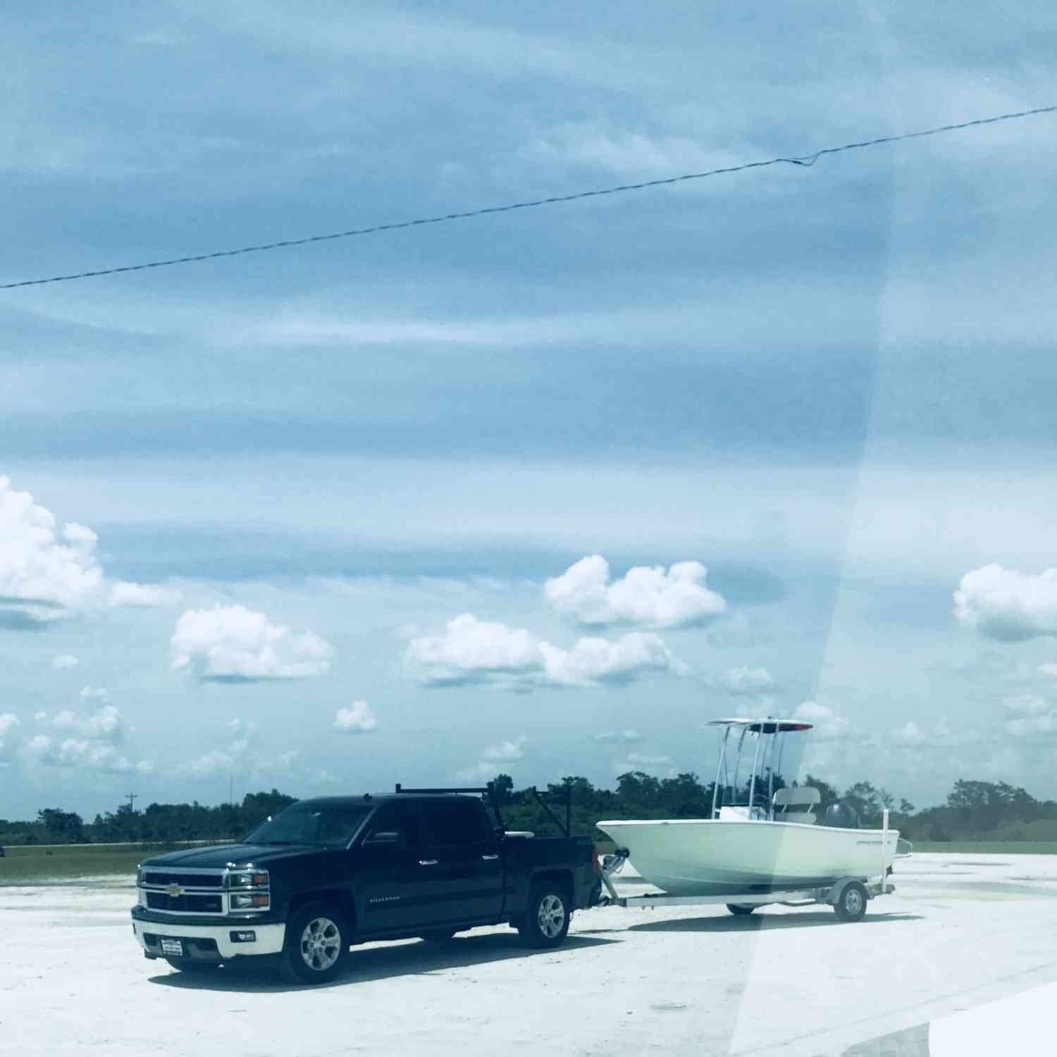 Title: Sportsman boat looks good on and off the water! - On board their Sportsman Island Reef 17 Center Console - Location: Tampa, Fl. Participating in the Photo Contest #SportsmanNovember2018