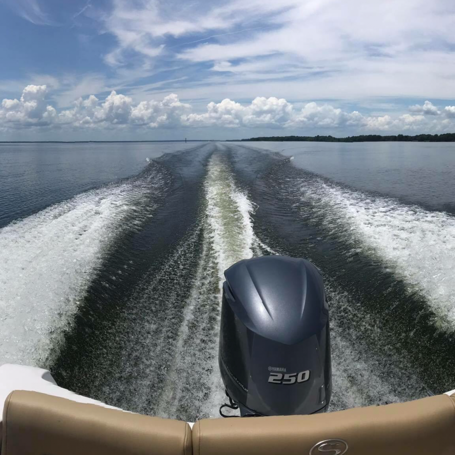 Title: Lake Daze - On board their Sportsman Heritage 231 Center Console - Location: Lake Marion, SC. Participating in the Photo Contest #SportsmanSeptember2018