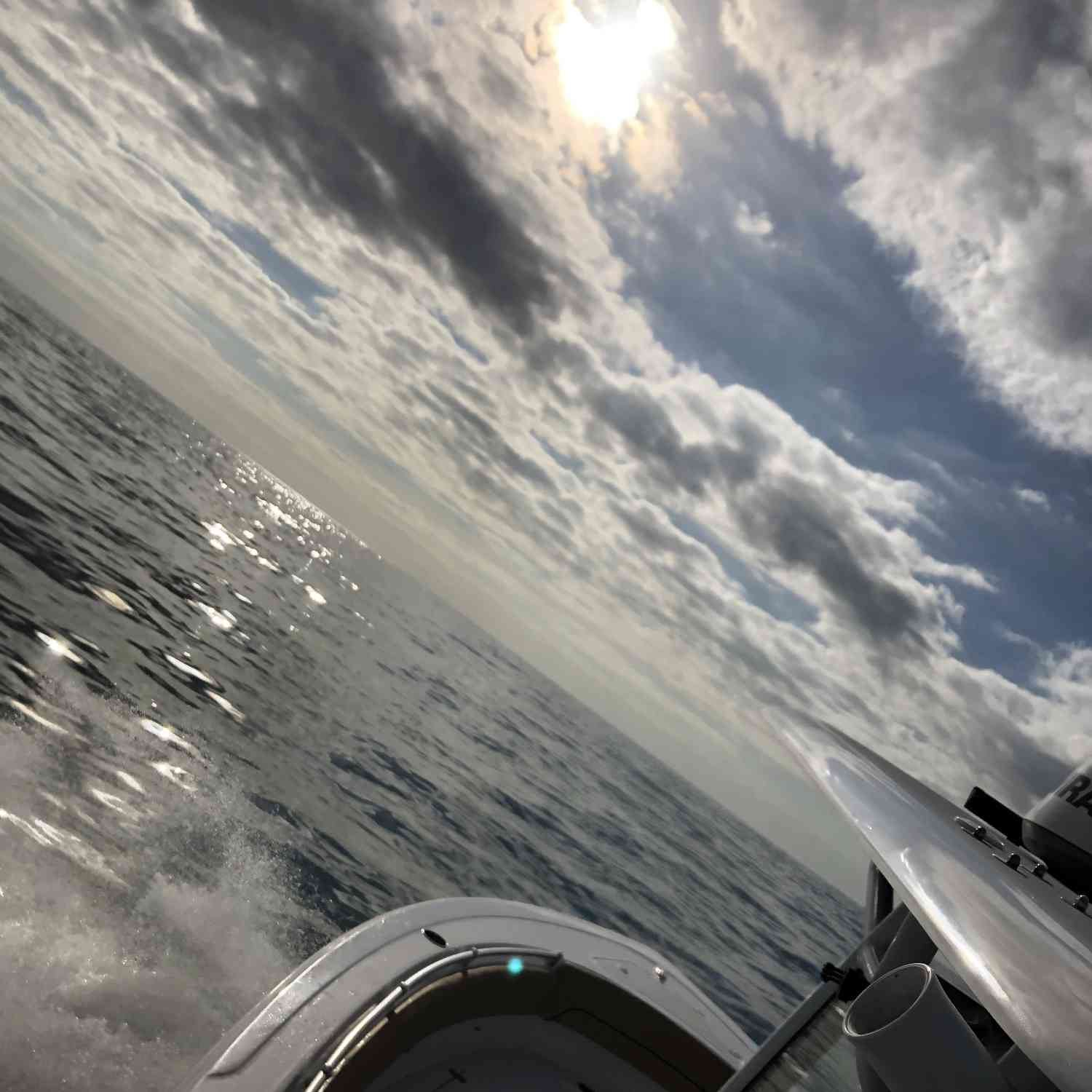 Title: 100 miles offshore trolling for wahoo - On board their Sportsman Open 282 Center Console - Location: freeport texas. Participating in the Photo Contest #SportsmanApril2019