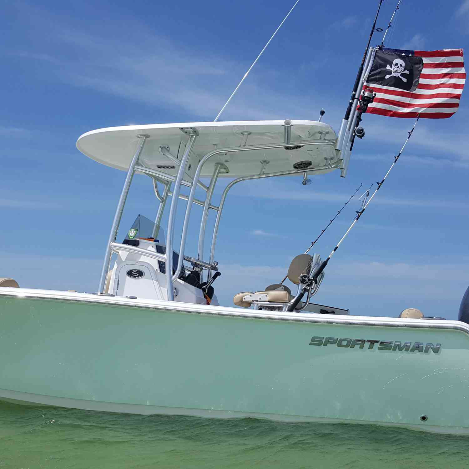 Title: Island Life - On board their Sportsman Open 212 Center Console - Location: Clearwater Fl. Participating in the Photo Contest #SportsmanAugust2019