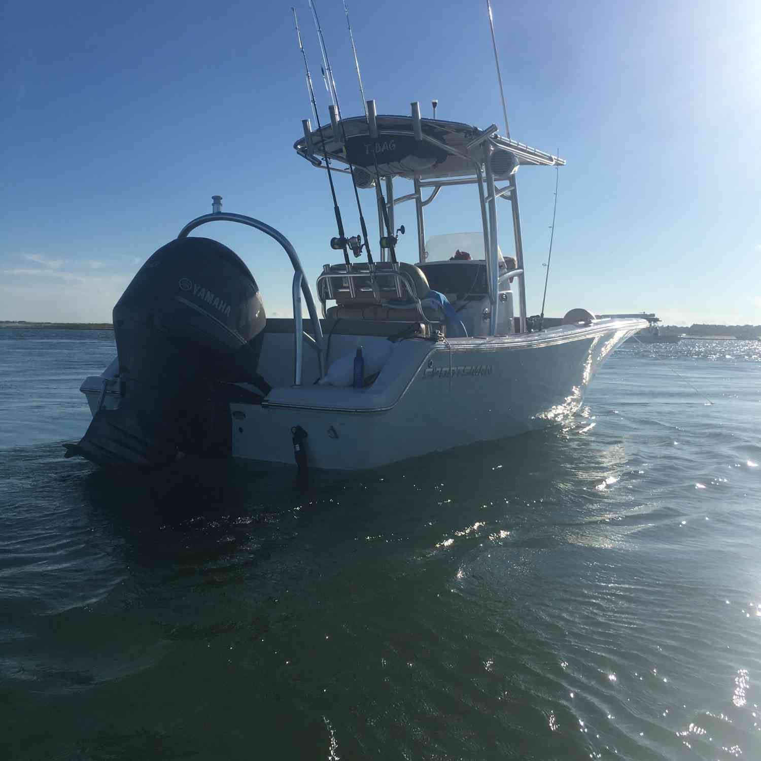 Title: Summer Sandbar Sunset - On board their Sportsman Heritage 211 Center Console - Location: Wrightsville Beach, NC. Participating in the Photo Contest #SportsmanFebruary2019