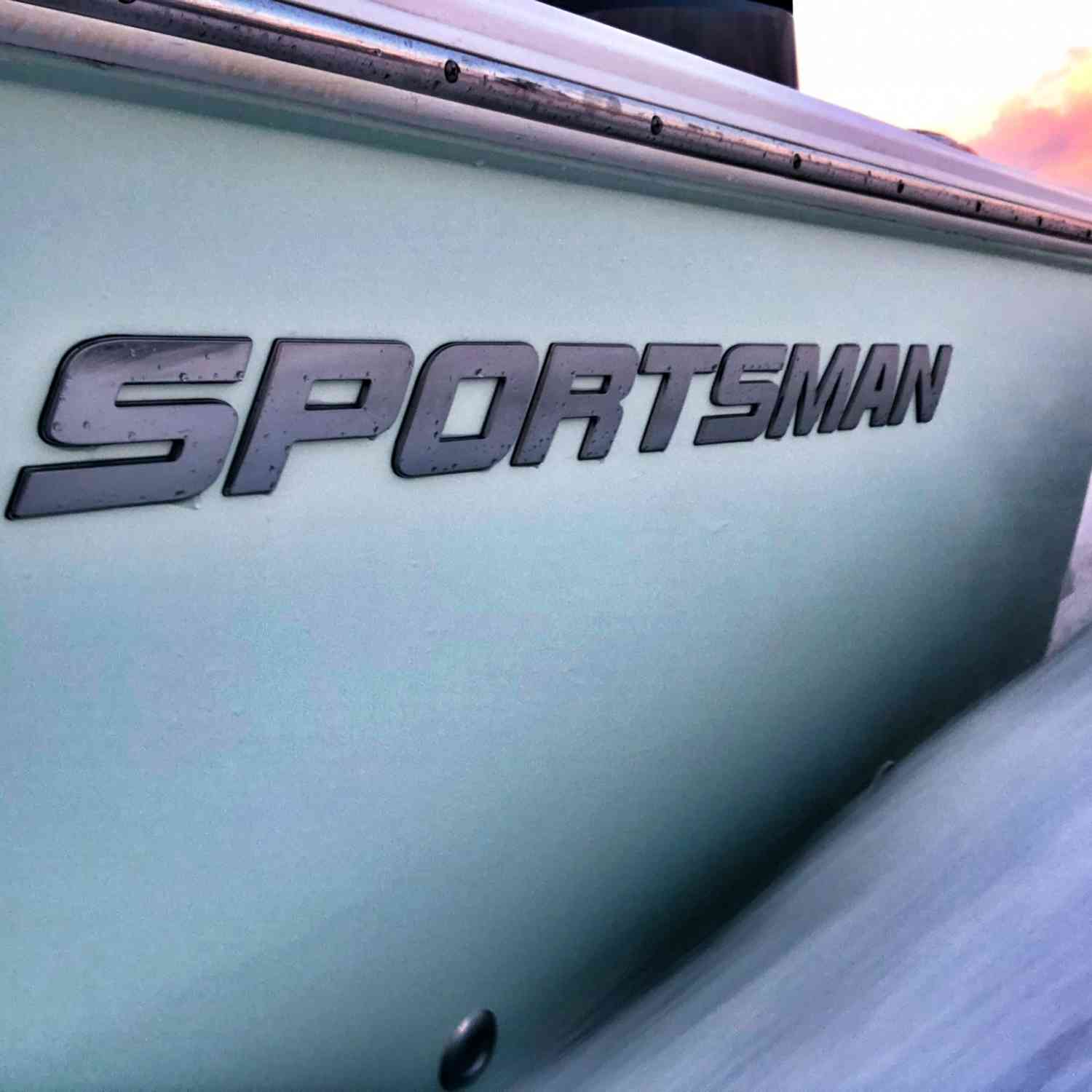 Title: Smooth Ride - On board their Sportsman Masters 247 Bay Boat - Location: Anna Maria Island, FL.. Participating in the Photo Contest #SportsmanJune2019