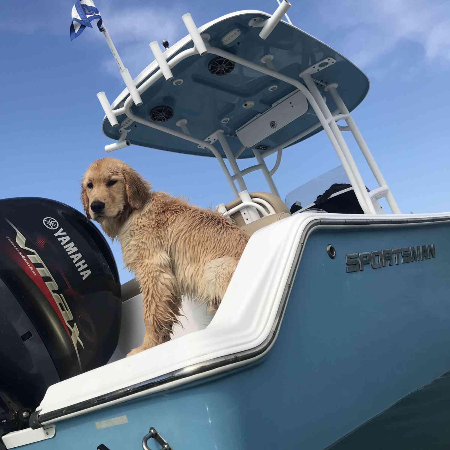Title: Long Day on the Water - On board their Sportsman Heritage 211 Center Console - Location: Wilmington, North Carolina. Participating in the Photo Contest #SportsmanJune2019