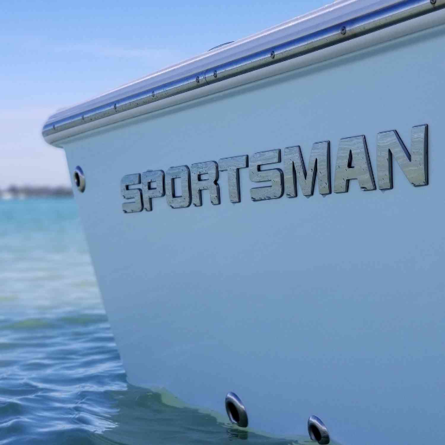 Title: Backyard Paradise - On board their Sportsman Masters 207 Bay Boat - Location: Bradenton, FL. Participating in the Photo Contest #SportsmanMarch2019