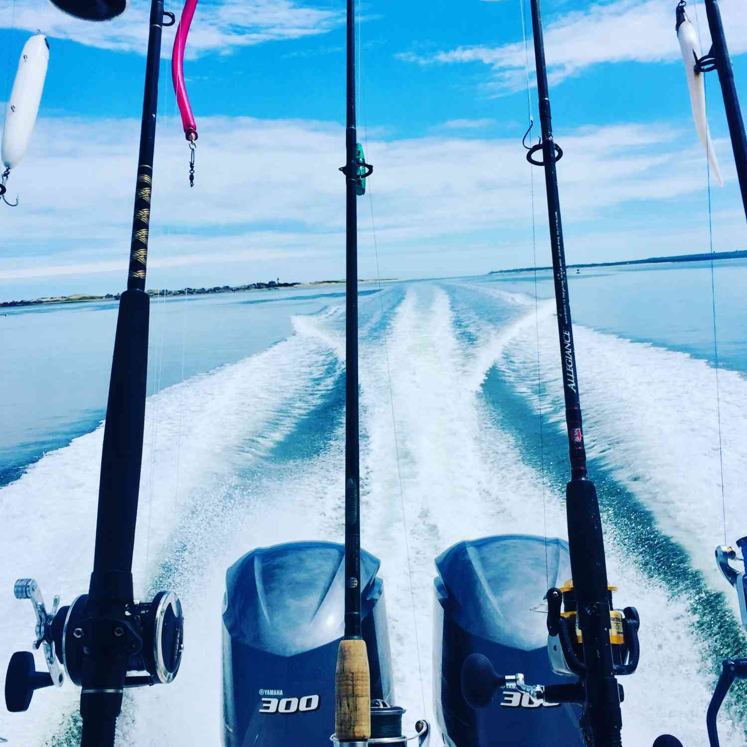 Title: Heading Home - On board their Sportsman Open 282 Center Console - Location: Barnstable, MA. Participating in the Photo Contest #SportsmanJuly2020