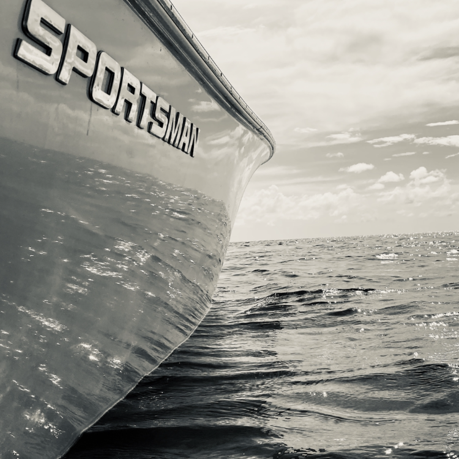 Title: Smooth finish to a long day. - On board their Sportsman Heritage 211 Center Console - Location: Steinhatchee FL. Participating in the Photo Contest #SportsmanSeptember2020