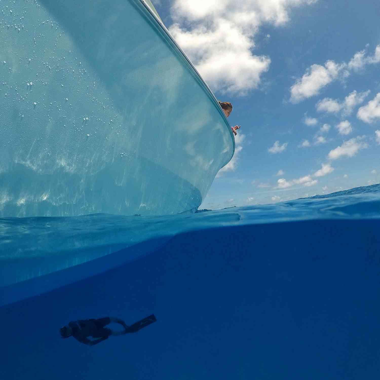 Key west dive trip