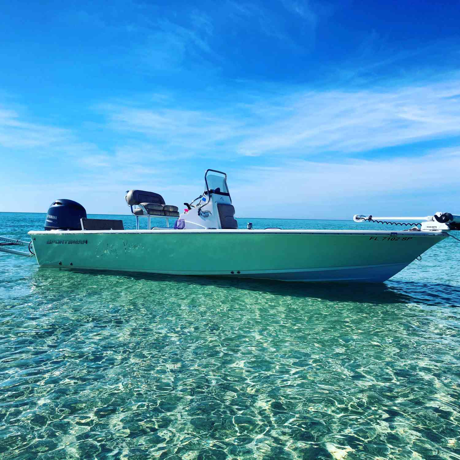 Title: Beach Days - On board their Sportsman Masters 207 Bay Boat - Location: Cayo Costa Fl. Participating in the Photo Contest #SportsmanFebruary2021