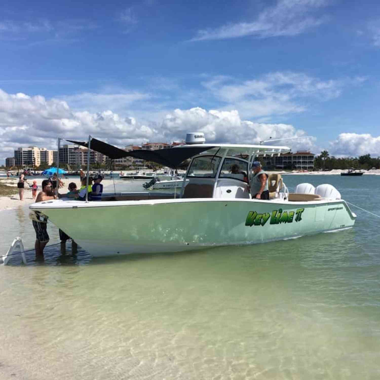 "Tiger tail beach Marco Island, Fl., family FUN. With ""Key Lime Pi"""