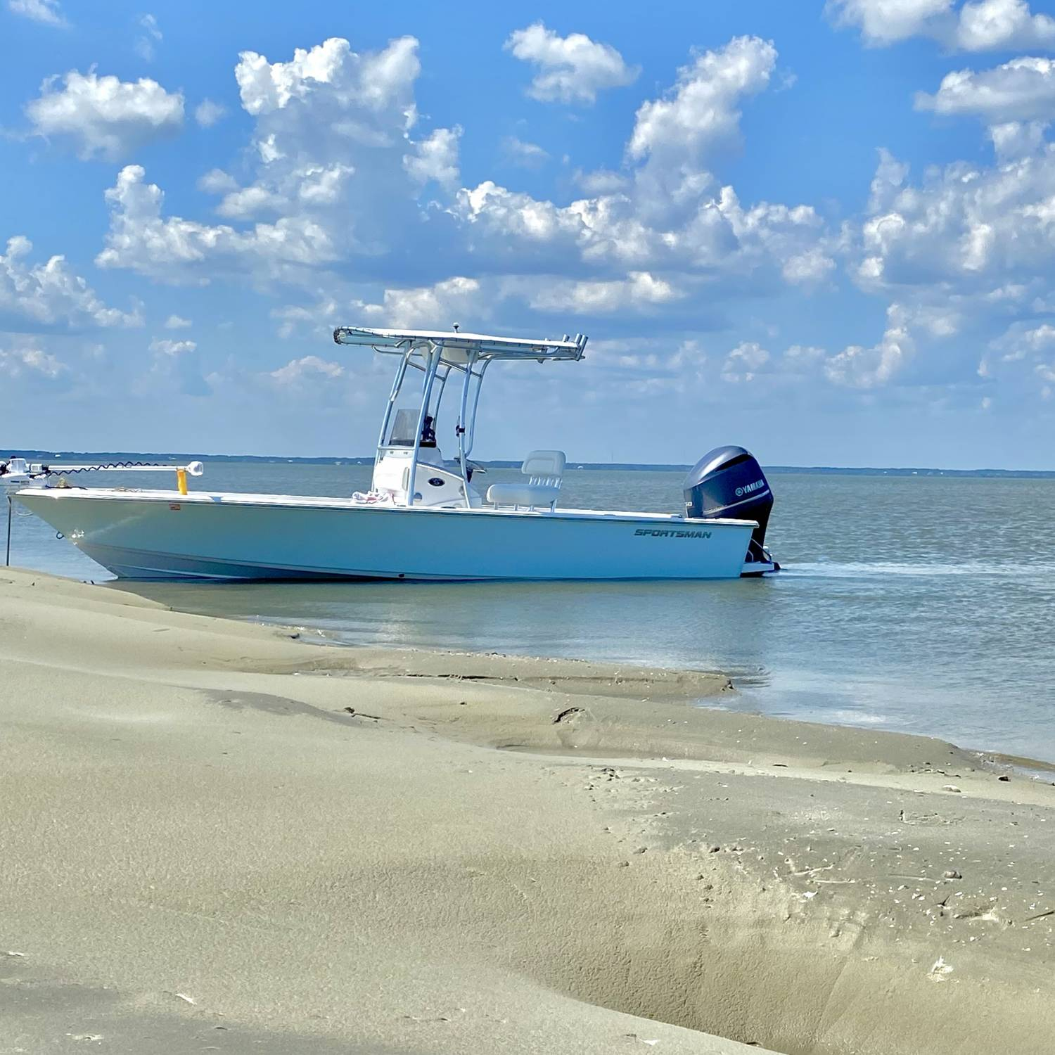 Good times on the 227 masters. This boat is perfect for inshore, nearshore fishing , rides well and has tons...